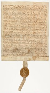 The 1297 version of Magna Carta
