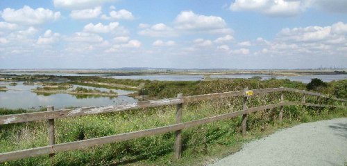 Cliffe Pools after the RSPB project